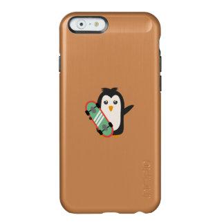Skateboard Penguin Incipio Feather® Shine iPhone 6 Case