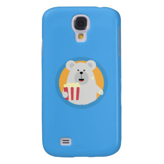 Skateboard Pig with boards Q1Q Samsung Galaxy S4 Cover
