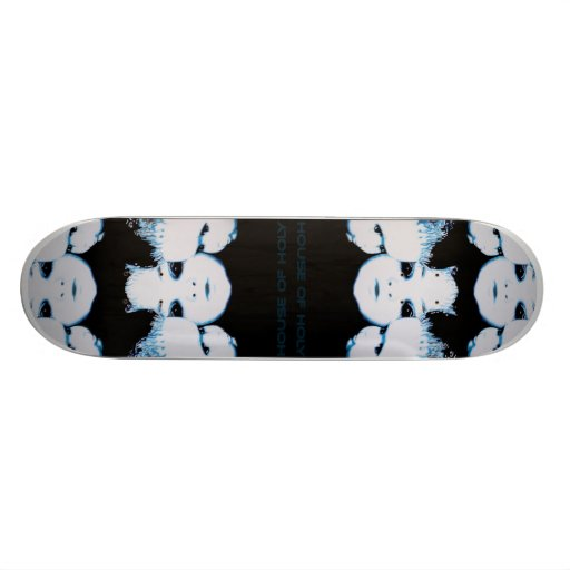 SKATEBOARD PRO - ICE ICE BABY by HOUSEOFHOLY