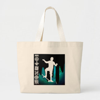 SKATEBOARD PRODUCTS TOTE BAG