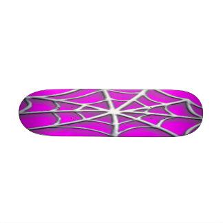 Skateboard Spider Web customizeable