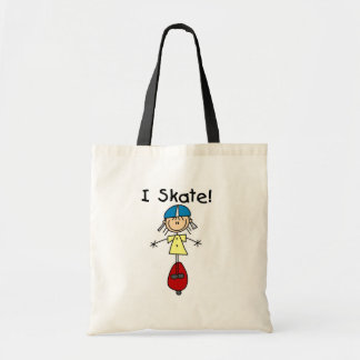 Skateboard Stick Figure Bag