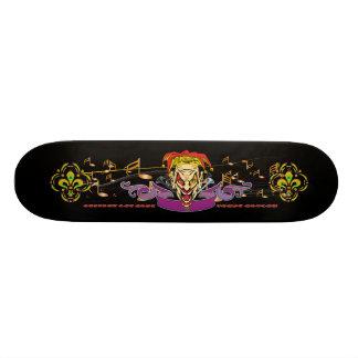 Skateboard-The-Joker-set-1-Black Skate Deck