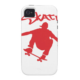 Skateboard Trick iPhone 4/4S Cover