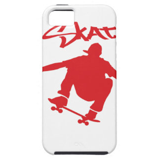 Skateboard Trick iPhone 5 Cases