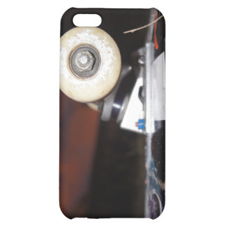 Skateboard wheel cover for iPhone 5C
