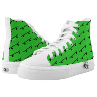 Skateboard Zipz High Top Shoes