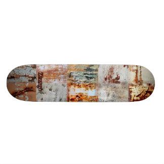 Skateboard Zizzago Street Patch Skateboard Deck