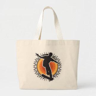 Skateboarder Design Bags