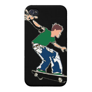 Skateboarder - iPhone 4 Case