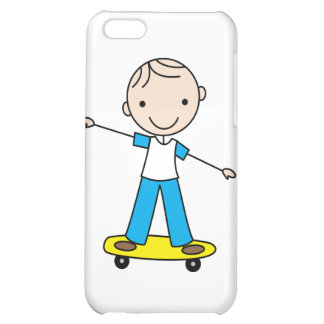 Skateboarder iPhone 5C Case