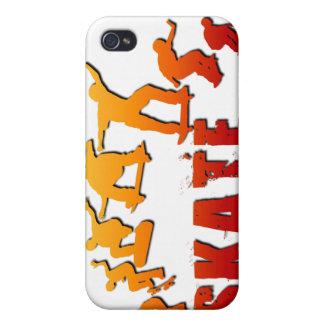 Skateboarder iPhone Case iPhone 4/4S Case