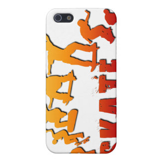 Skateboarder iPhone Case iPhone 5/5S Case