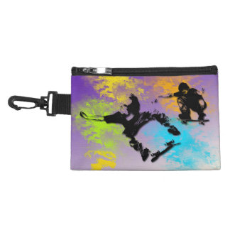 Skateboarders Clip On Accessory Bag