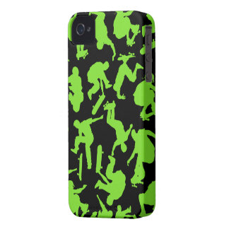 Skateboarders Collage Case-Mate iPhone 4 Cases