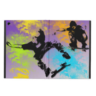 Skateboarders iPad Air Case