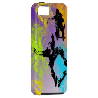 Skateboarders iPhone 5/5S Vibe Case iPhone 5 Case