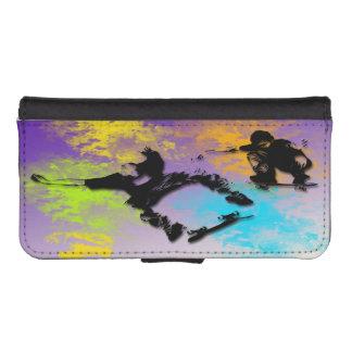 Skateboarders iPhone 5/5s Wallet Case iPhone 5 Wallet