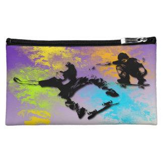 Skateboarders Medium Cosmetic Bag