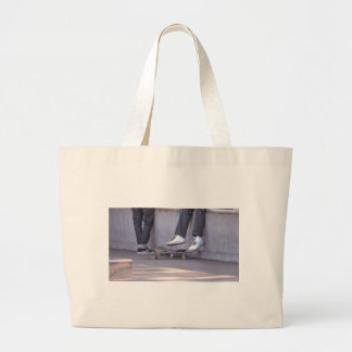 Skateboarders Take a Rest Bag