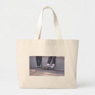 Skateboarders Take a Rest Bag