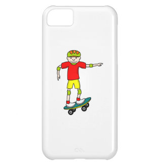 Skateboarding Cover For iPhone 5C