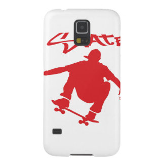 Skateboarding Case For Galaxy S5