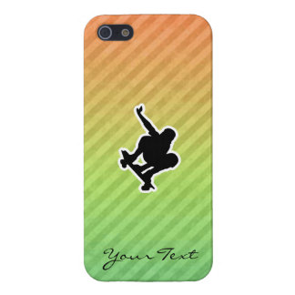 Skateboarding Case For iPhone 5/5S