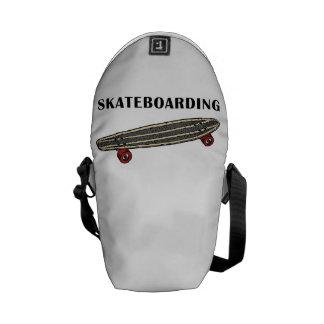 Skateboarding Courier Bags