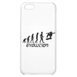 Skateboarding Evolution Case For iPhone 5C