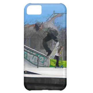 Skateboarding Fool iPhone 5C Case