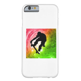 Skateboarding in a Psychedelic Cyclone Barely There iPhone 6 Case