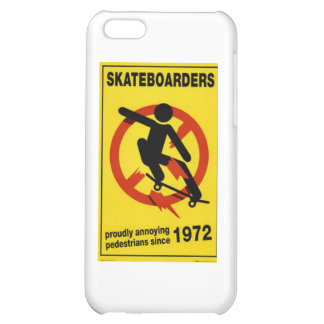 Skateboarding iPhone 5C Cover
