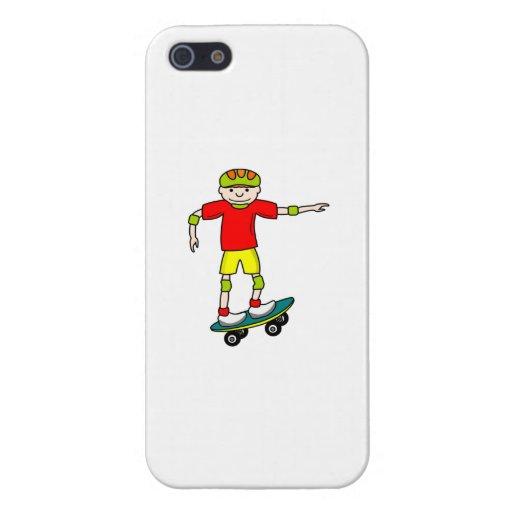 Skateboarding Case For iPhone 5