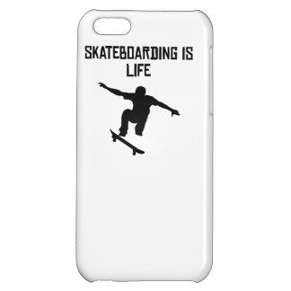 Skateboarding Is Life iPhone 5C Case