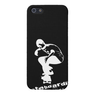 Skateboarding isn't a Crime iPhone 5/5S Covers