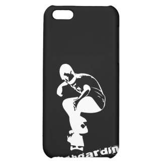 Skateboarding isn't a Crime iPhone 5C Cover