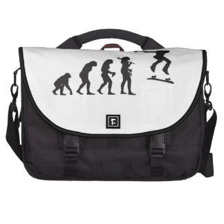 Skateboarding Laptop Shoulder Bag