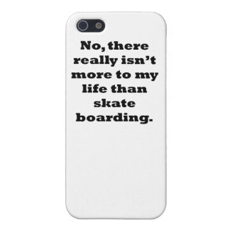 Skateboarding My Life iPhone 5/5S Case