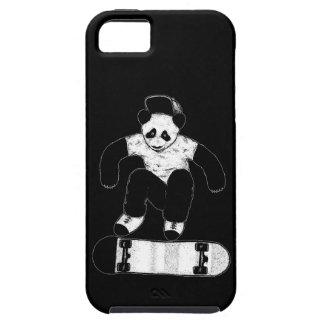 Skateboarding Panda iPhone 5 Case
