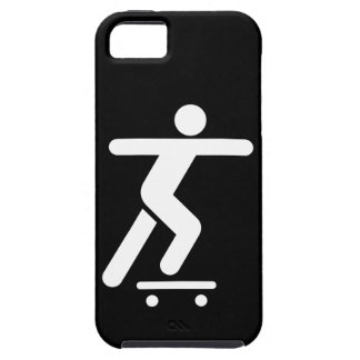 Skateboarding Symbol iPhone 5 Cases