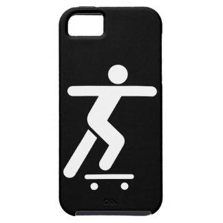 Skateboarding Symbol iPhone 5 Cases