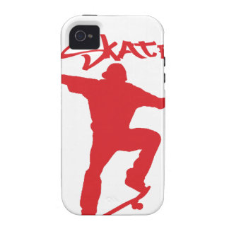 Skateboarding trick case for the iPhone 4
