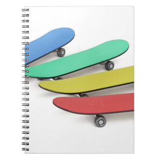 Skateboards Notebook