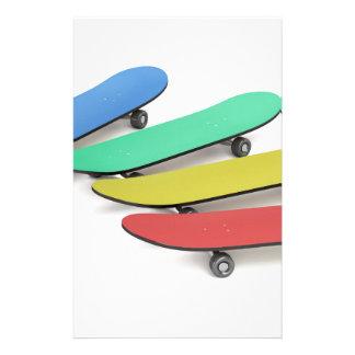 Skateboards Stationery