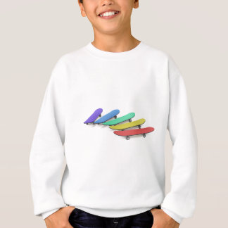 Skateboards Sweatshirt