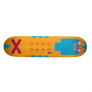 Skatebot v3 0 custom skateboard