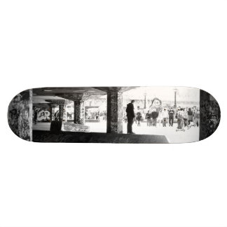 Skatepark skateboard photography
