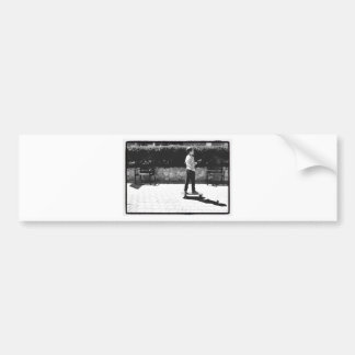 skater boy bumper sticker