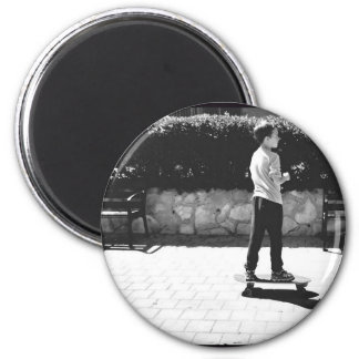 skater boy magnet
